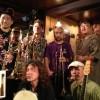 Bones East QUATRO CORES 調布 jazz live club さくらんぼ 終了!