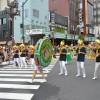 2014 浅草サンバカーニバル インペリオドサンバ アーラ パンデイロ隊